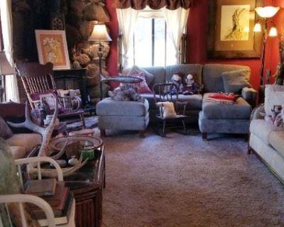 Native American, Rustic, Mining Full House