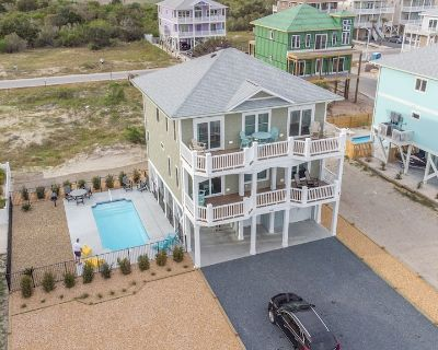 Labor Day is Almost Here! Spectacular Ocean View ~ Private Pool ~ Elevator - Ocean Isle Beach