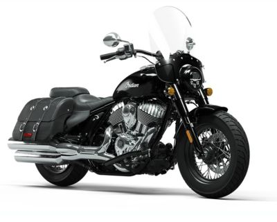 2022 Indian Motorcycle Super Chief Limited Black Metallic