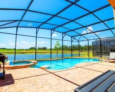 Golden Palms Resort 8 Bedroom Vacation Home with Pool (1904) - Kissimmee