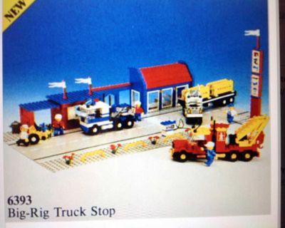 Big Rig Truck Stop