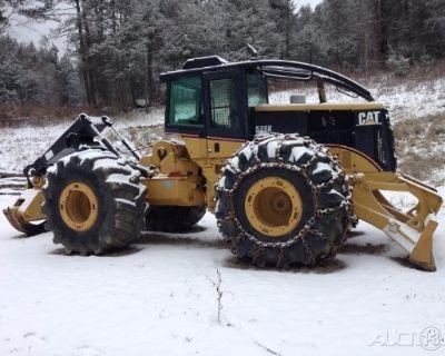 2002 Caterpillar 525B Wheel/Log Skidder