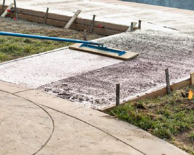 Denver Stamped Concrete