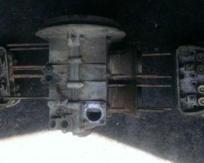Vw Beetle Dual Port Engine For Parts