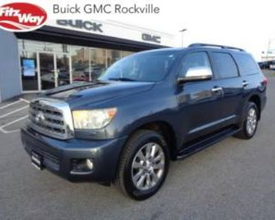 2010 Toyota Sequoia Limited 5.7L 4WD