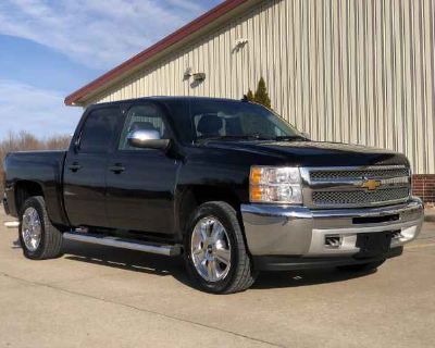 2013 Chevrolet Silverado 1500 Crew Cab for sale