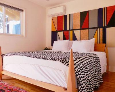 Danish Modern Luxury Mini Suite - Albuquerque