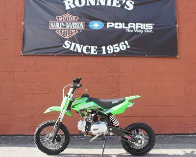 2021 SSR Motorsports SR125 Motorcycle Off Road Pittsfield, MA