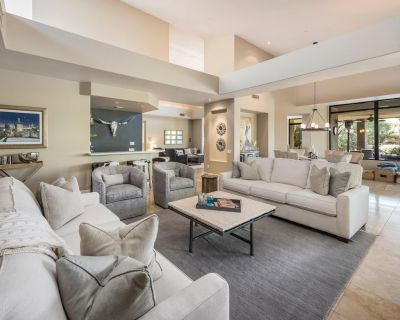Luxurious Private Retreat in North Scottsdale - Desert Mountain