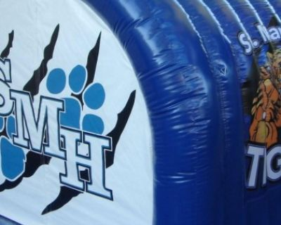 Top Distributor of Arches & Tunnels J.D. Inflatables