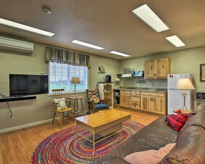 Rural Cottage 20 Min. to Eugene w/ Mt. Tom Views! - Harrisburg