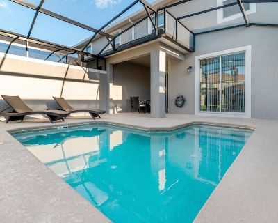 Closest Resort to Disney/amazing Resort Facilities/modern Townhome/own Pool - Kissimmee