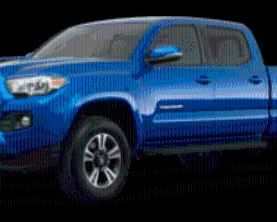 2018 Toyota Tacoma TRD Sport Double Cab 6.1' Bed V6 4WD Automatic