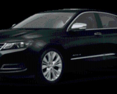 2015 Chevrolet Impala LTZ with 2LZ
