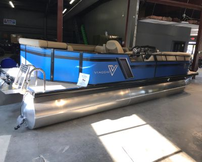 2021 Misty Harbor LAGO 22C Pontoon Boats Amarillo, TX