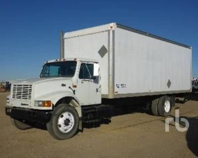 2001 INTERNATIONAL Box Trucks, Cargo Vans