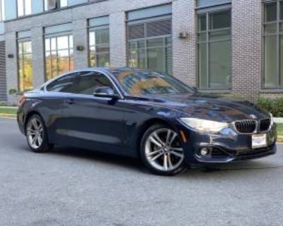 2016 BMW 4 Series 428i xDrive Coupe (SULEV)