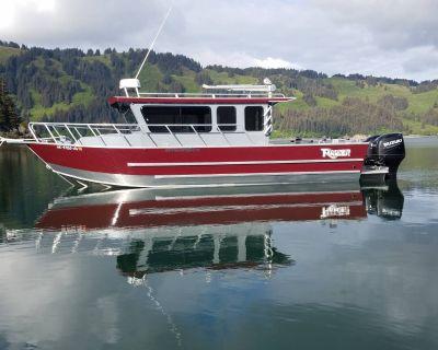 2021 Raider Boats 28 Offshore SOLD!!! Cuddy Cabins Soldotna, AK