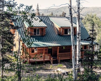 Lazy Moose Lodge - Your Park City Mountain Getaway - Tollgate Canyon