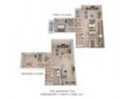 River Park Tower Apartment Homes - 3 Bedroom 2 Bath