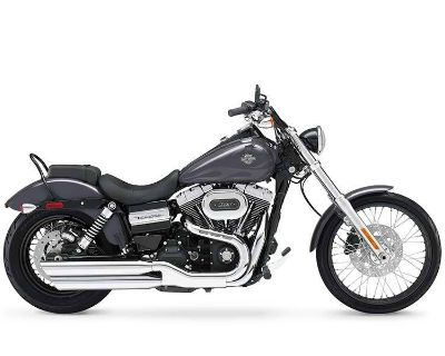 2016 Harley-Davidson Wide Glide Cruiser Loveland, CO