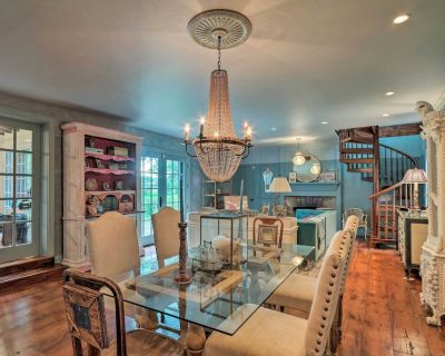 Stunning Home by the Delaware River w/ Hot Tub! - Rosemont