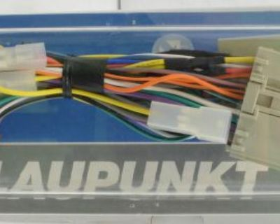 Blaupunkt Tha Pnp Adapter Cable (part# 7607622021) Oem Radio Tha Car Amplifiers