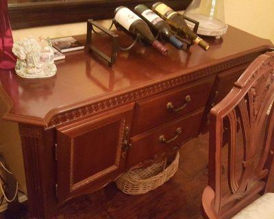 Formal Dining Room Set for sale