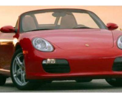 2006 Porsche Boxster Standard