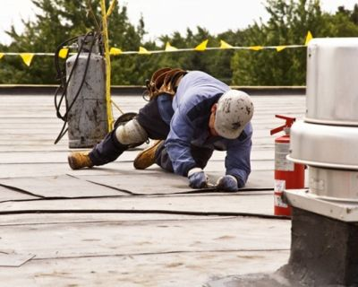 Commercial Roofing Company Chicago
