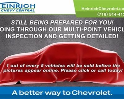 Certified Pre-Owned 2019 Chevrolet Trax Premier