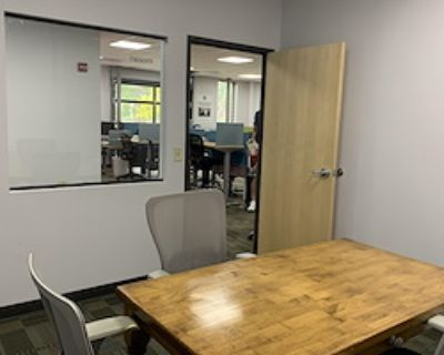 Private Office for 3 at Black Lab Sports