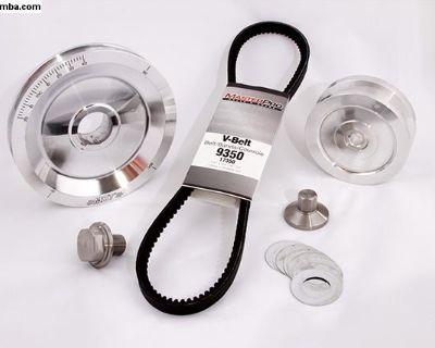 MST Solid V Belt Pulley System