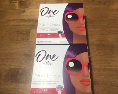 Brand new POISE liners