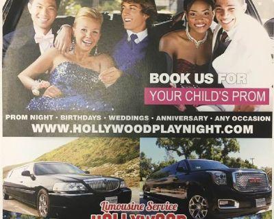 Limousine services Los Angeles