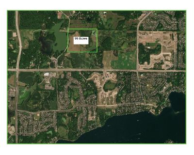 90 Acres Land for Sale Residential