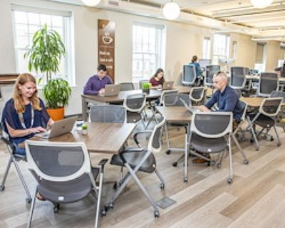 Office Suite for 15 at Workbar Downtown