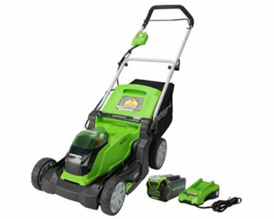 Does your lawn need a trim? Lawn Mower Available