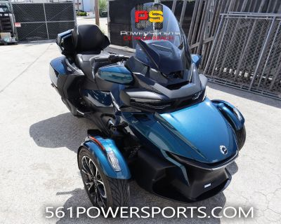 2020 Can-Am Spyder RT Limited 3 Wheel Motorcycle Lake Park, FL