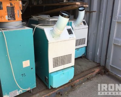 Lot of (8) MovinCool Air Conditioners