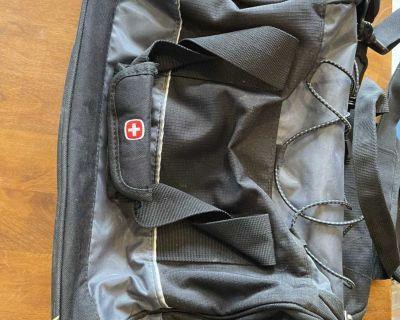 Swiss gym bag
