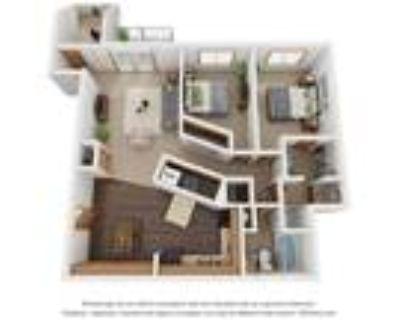 Monterey Apartments - Two Bedroom 1.5 Bath C With Den