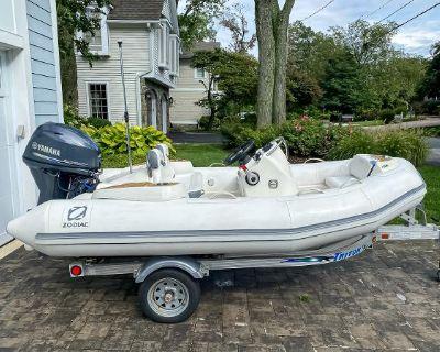 2020 Zodiac Yachtline 360
