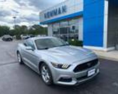 2015 Ford Mustang Silver, 71K miles