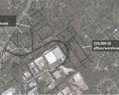 84 Industrial Acres ready to develop