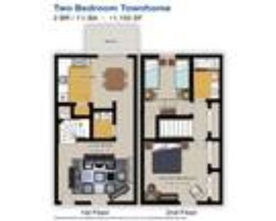 Stratford Arms Apartment Homes - 2 Bedroom Townhome