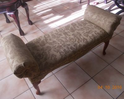 Victorian parlor couch