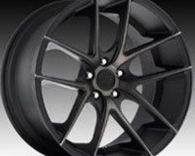 "20"" Niche Targa Rims Wheels Bmw Lexus Acura Toyota Mercedes Audi Infinity New"