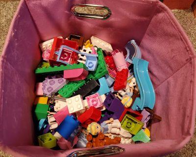 Disney princess Duplo lego sets