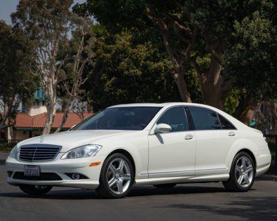 2009 Mercedes-Benz S550 Premium